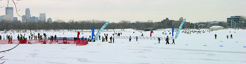 2014 Loppet Village at Calhoun Center