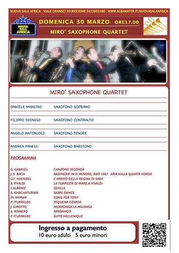 Rassegna musica classica Marzo 2014 by Alba&Mater