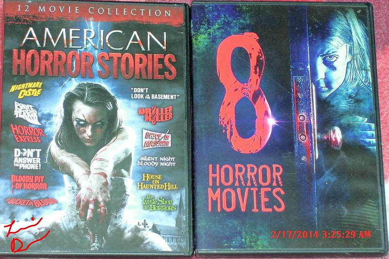 American Horror Stories & 8 Horror Movies