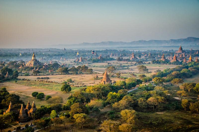 Land of 4 million pagodas (explored)