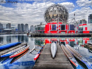 Science World,Vancouver,BC