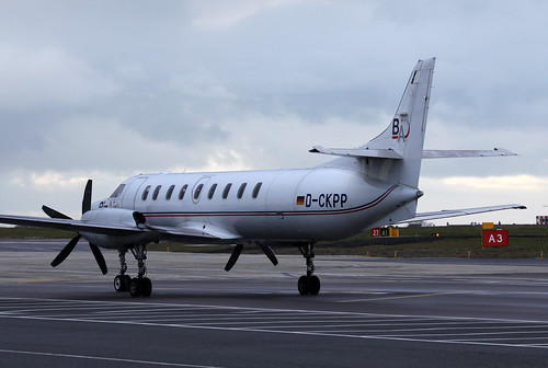 D-CKPP Fairchild SA-227DC Metro 23 by Guernsey Airport Photography
