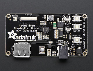 Qualia Bare Driver Board for LP097QX1 Display