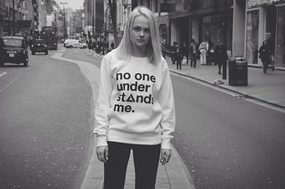 No One Understands Me - By Adolescent Clothing