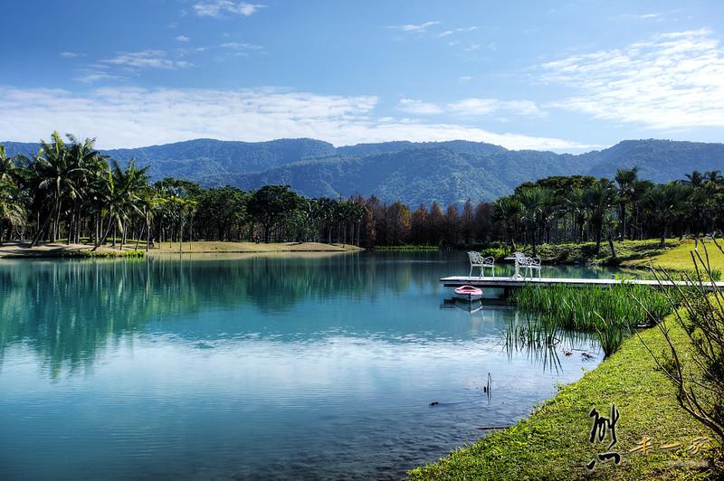夢幻湖|雲山水民宿villa home