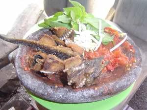 pecel belut
