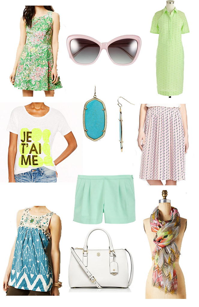 Spring Fashion Favorites
