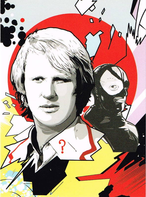 DW 5th Doctor Peter Davison