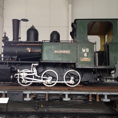 Waldenburger Bahn, Liestal, Switzerland 13426117613_b42fbbb861
