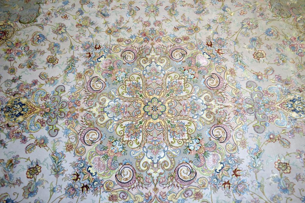 Persian Carpet Silk - Carpet Vidalondon