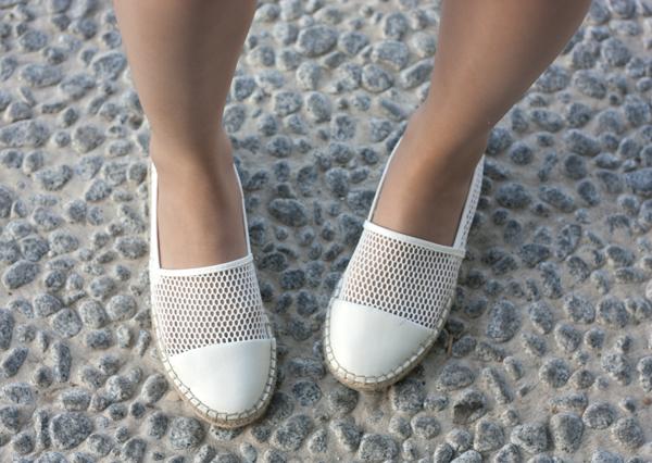 mesh espadrilles, sam edelman espadrilles, נעלי אספדריל, אספדריל, בלוג אופנה