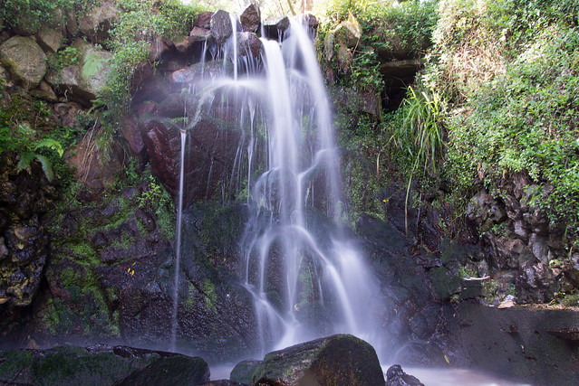 Waterfall near Sintra