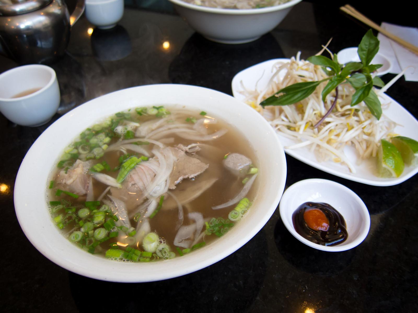 Xiaoeats Toronto Food Blog Pho Spring Garden