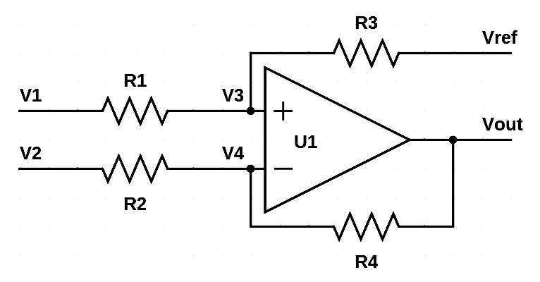 How To Analyze A Differential Amplifier Jason Sachs