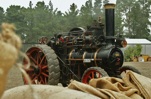 Marshall 8HP Compound Traction Engine (c.1912) (4)