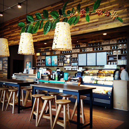 2015/6/20 New Open! L STARBUCKS Lukang Store 新開幕-星巴克鹿港門市  #星巴克 #starbucks