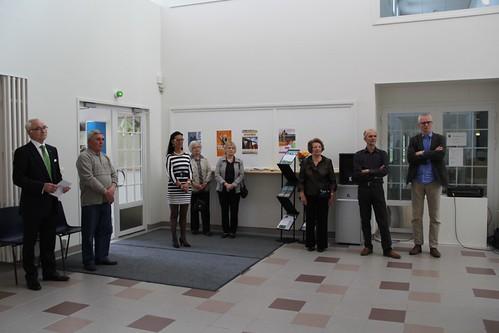 finland pudasjärvi muotokuvia paavotolosensäätiö kulttuurikeskuspohjantähti