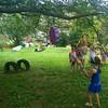 Rubi's birthday piñata. @stelenegreco