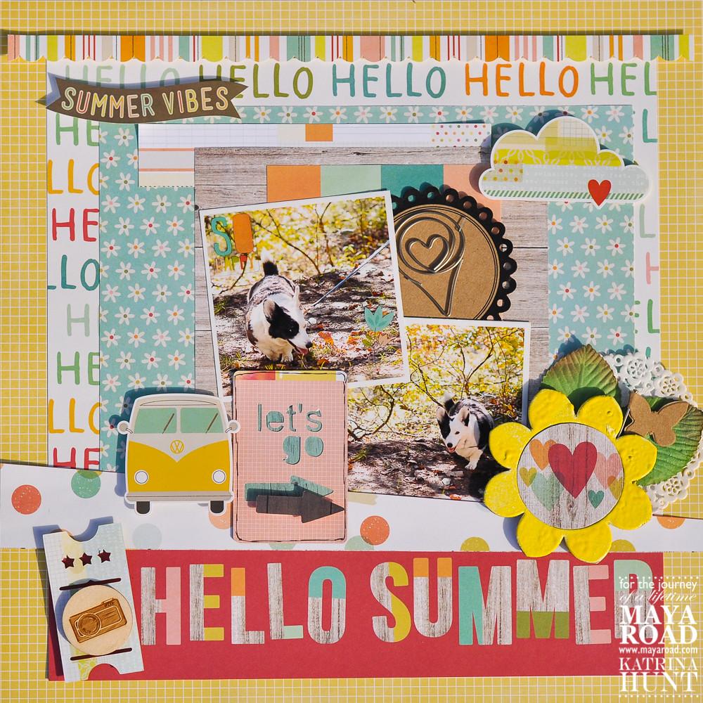 Hello_Summer_Scrapbook_Layout_Maya_Road_Simple_Stories_Katrina_Hunt_1000Signed-1
