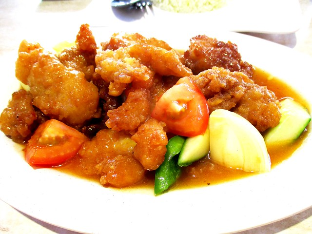 SCR sweet & sour fish