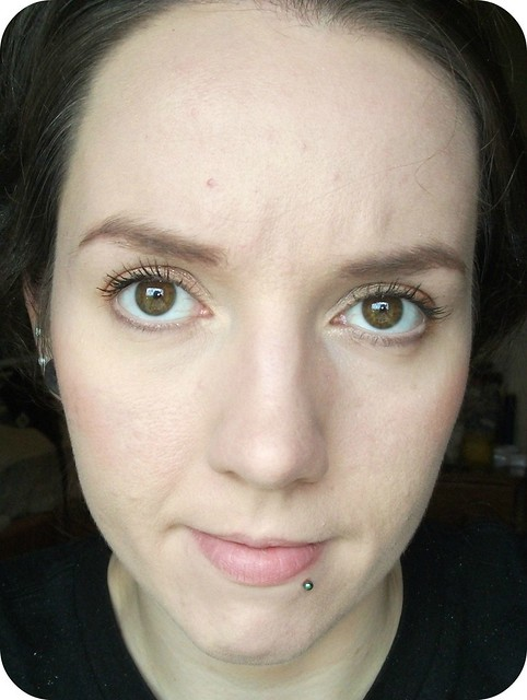 Miss Sporty Mission Correction Foundation FOTD