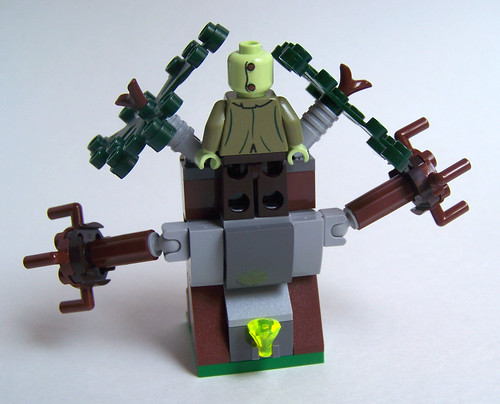 LEGO Scooby Doo villains