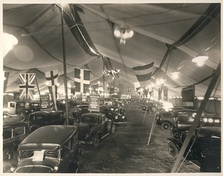 The Diamond Jubilee Provincial Exhibition at New Westminster, 1929