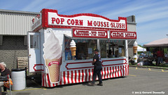 Pop Corn Stand