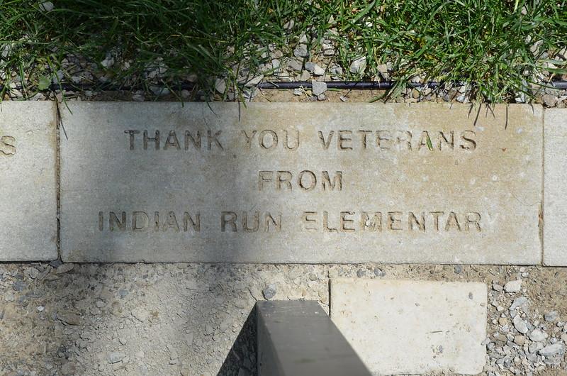 Thank You Veterans - Indian Run Elementary