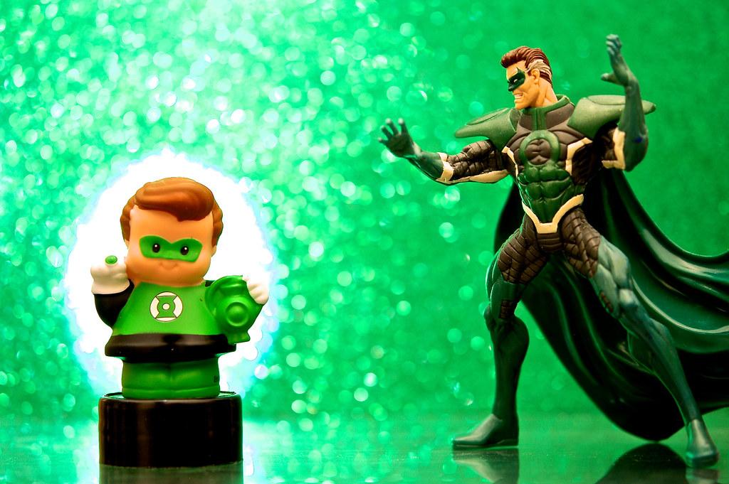 Green Lantern Extreme