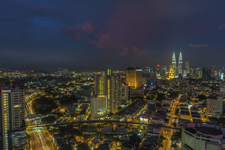 Beautiful KL Skyline | HDR