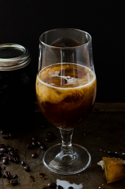DIY Iced Coffee (Coffee Concentrate)