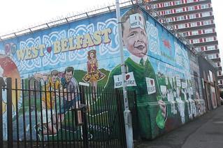 Por las calles de Belfast