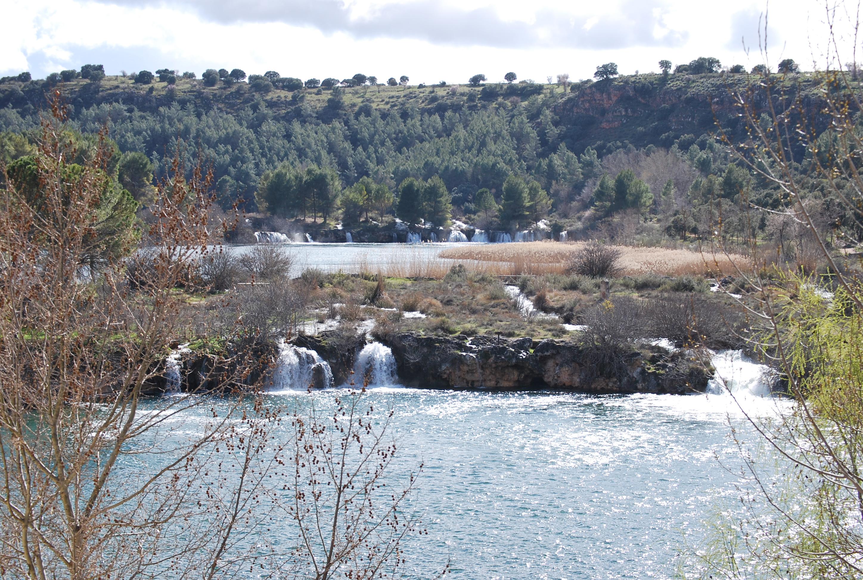 Lagunas de Ruidera. Autora, María Teresa Moya Díaz Pintado