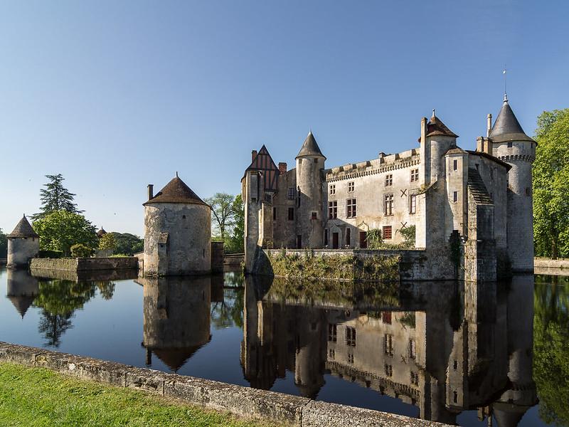 Montesquieu's Château de la Brède