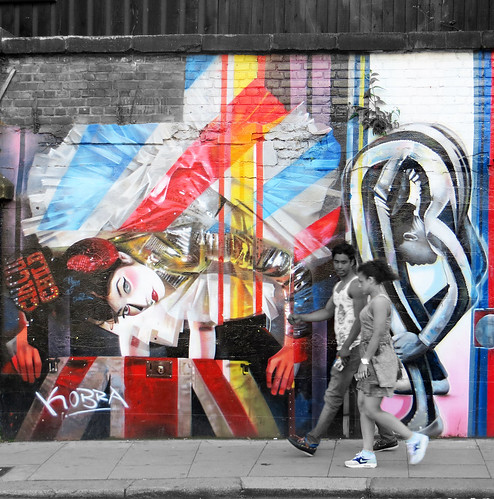 Kobra, North London - June 2013