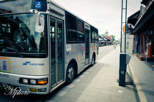 川越 小江戶巡迴巴士