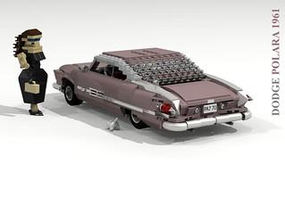 Dodge Polara Hardtop - 1961