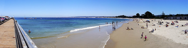 photo - Municipal Wharf & Municipal Beach, Monterey