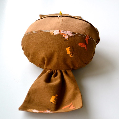 Toffee Pincushion