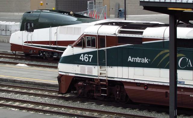 Amtrak 467