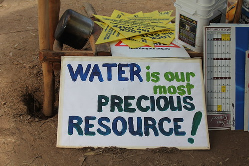 IMG 2523  Water is our most precious Resource