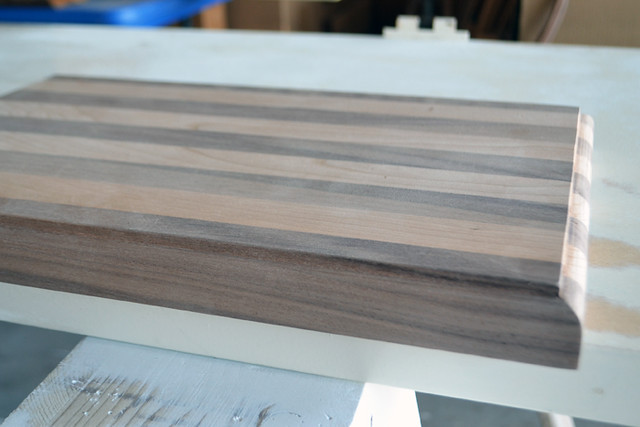 Cutting Boards in Progress