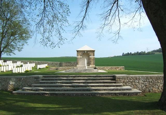 Marfaux British Cemetery 1