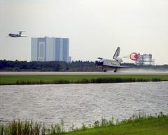 STS-84 Landing