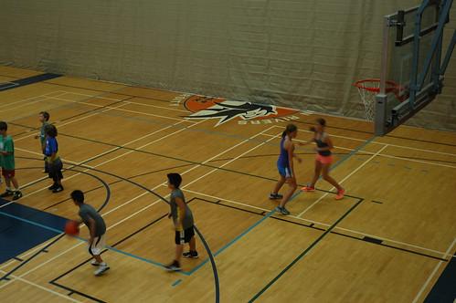 basketball development camp 2 v 2 round robin (July 29-Aug 3)