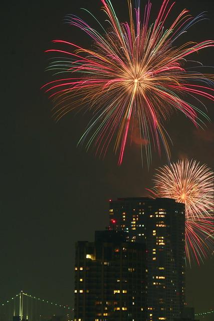 Tokyo Bay Fireworks Festival 2013 Canon EOS 70D 04