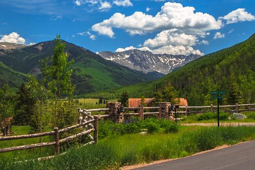 road blue sky mountains canon eos colorado rocky aspen ashcroft 1755mm 60d
