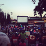 Movie Night in the Plaza