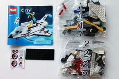 LEGO City Space Shuttle (3367)